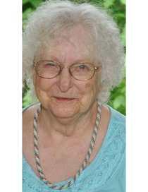 Obituary For Eva Jane Grant Myers