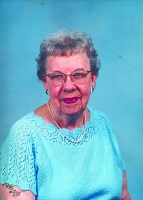 Obituary For Alice Kemp Knapp