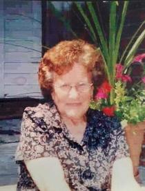 Obituary For Marian Elizabeth Dewey Scott