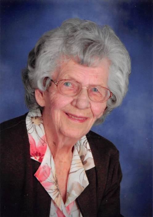 Obituary For Arline Ruth Volker Knutson Stenshoel Houske Funeral
