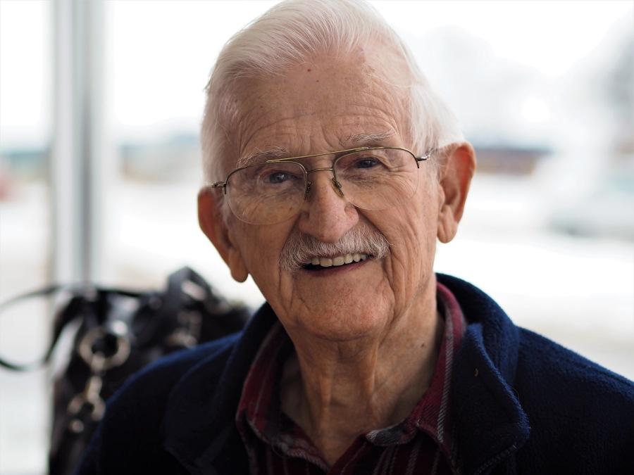 Obituary For Pastor Franklin P Moore Pederson Nowatka