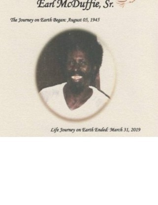 Obituary for Earl Fancy Dancer McDuffie | A L  Spaulding