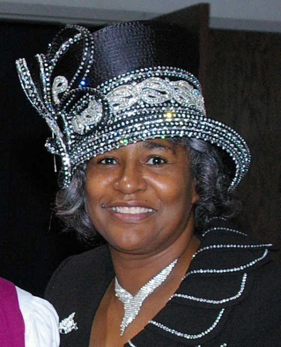 Obituary for 1st Lady Lue Jinnie F  Green | C  C  Carter Funeral