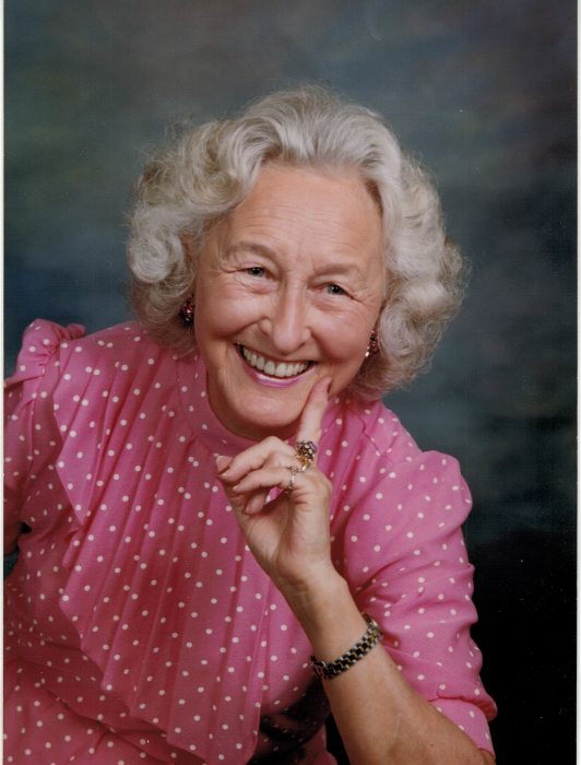 Obituary For Evelyn Mae Blair Buffalo Hill Funeral Home Crematory