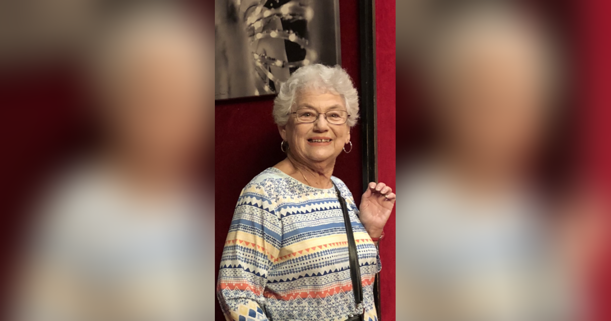 Obituary For Virginia Quot Kathy Quot Peery Faulkner Wright Funeral Home