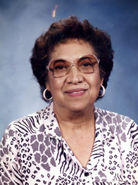 Obituary for Alice E  (Lopez) Luna