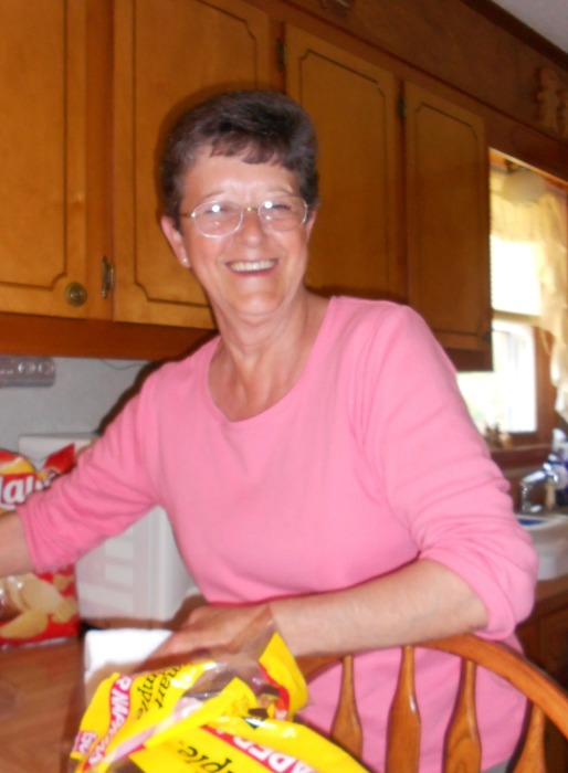 Obituary for Mrs  Linda Frances (Sprinkle) Simpson | Moody Funeral
