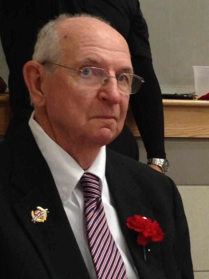 Obituary For Robert Brown John Everett Sons Funeral Home