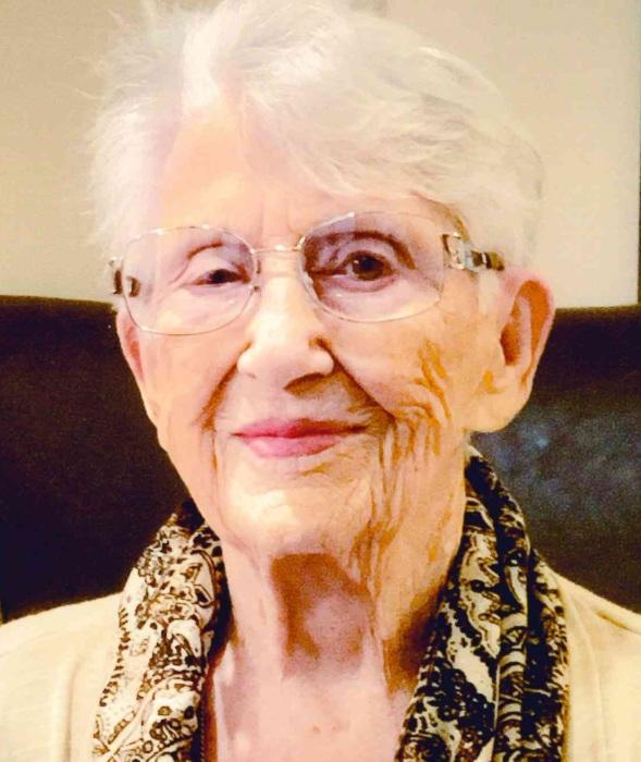 Obituary For Mary Charlotte Klassen Smith Family Funeral