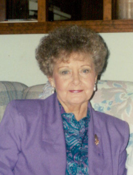 Obituary For Geraldine Cantrell Williams Partlow Funeral