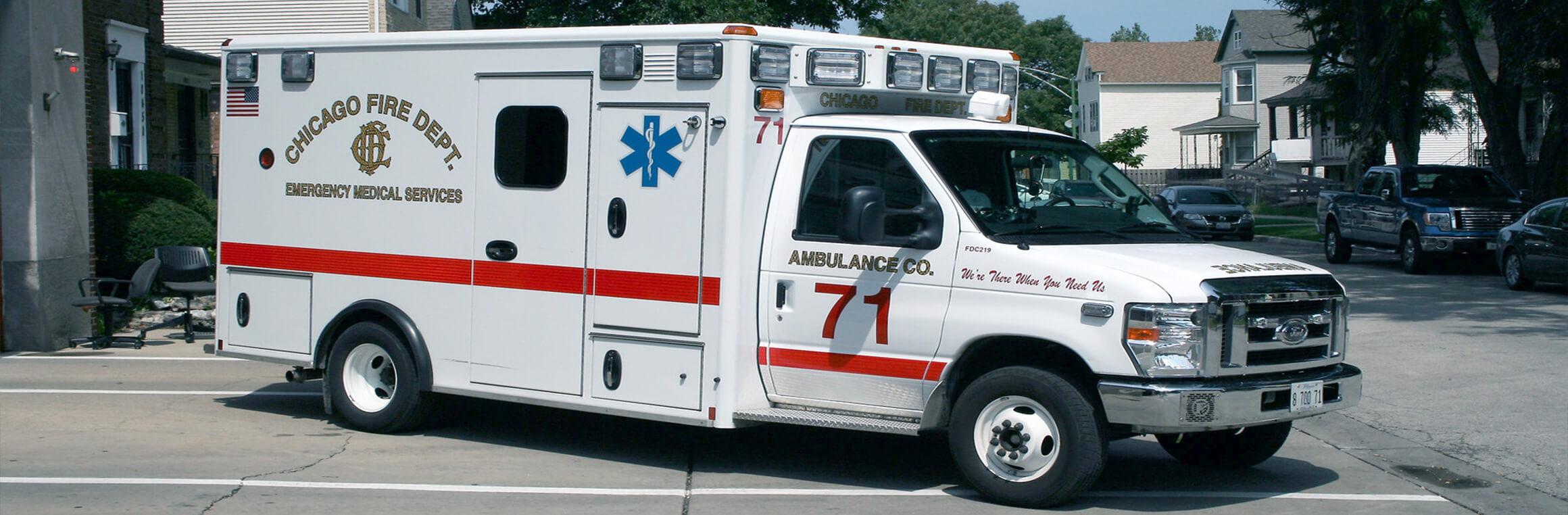 Ambulance Custom