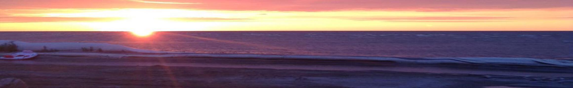 Ocean Sunset Custom