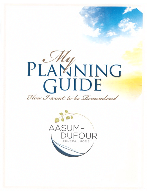 Corvallis Or Funeral Home And Cremations Planning Guide