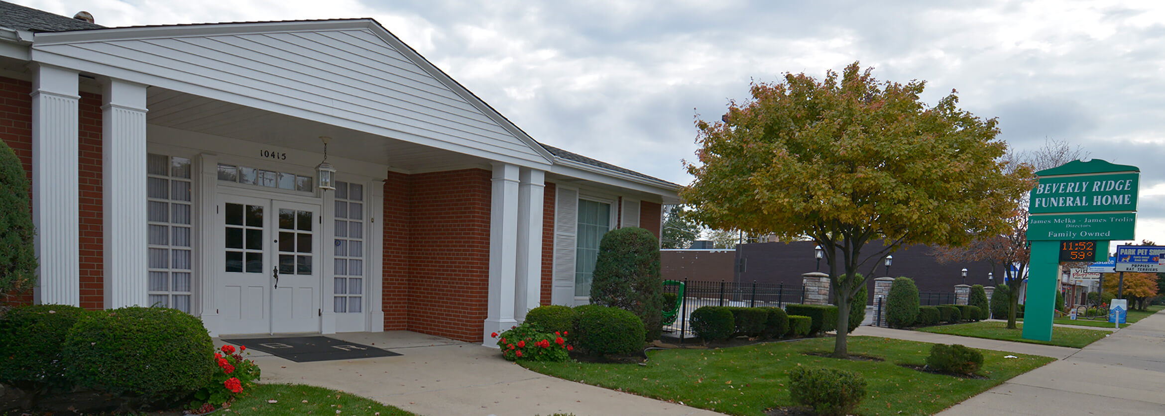 Beverly Ridge Funeral Home | Chicago IL funeral home and