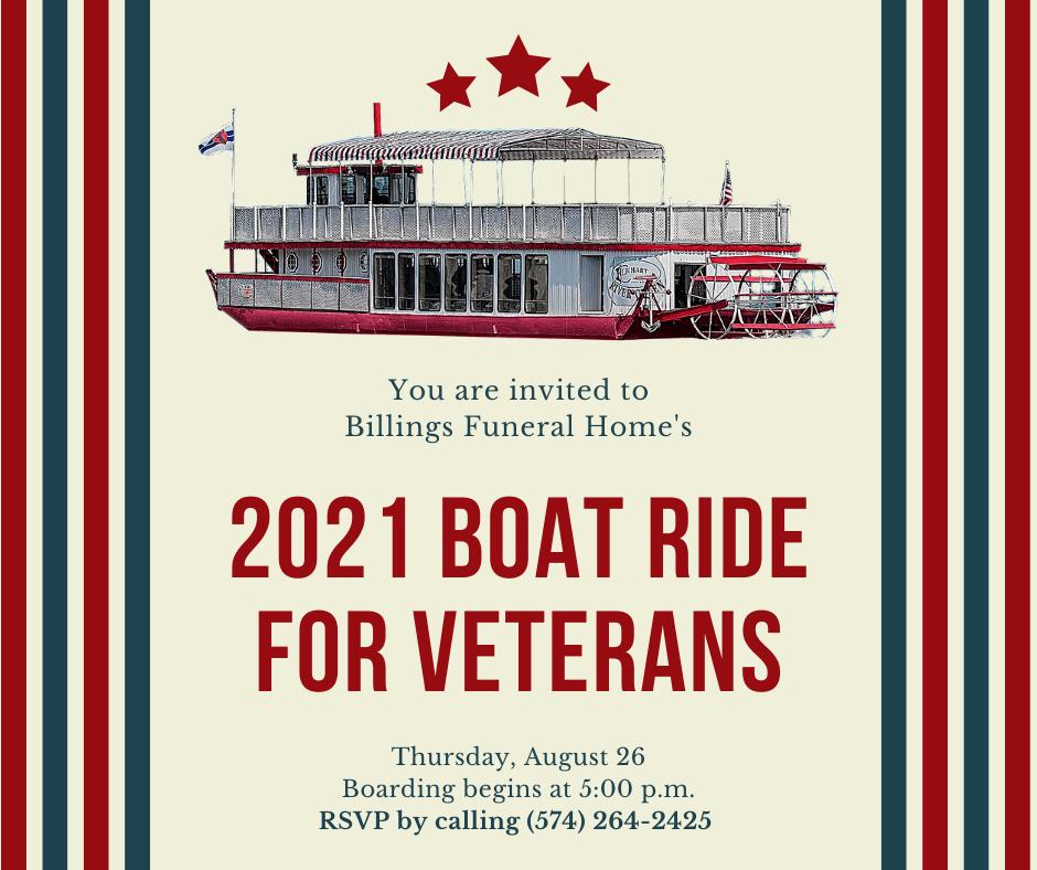 2021 Boat Ride for Veterans