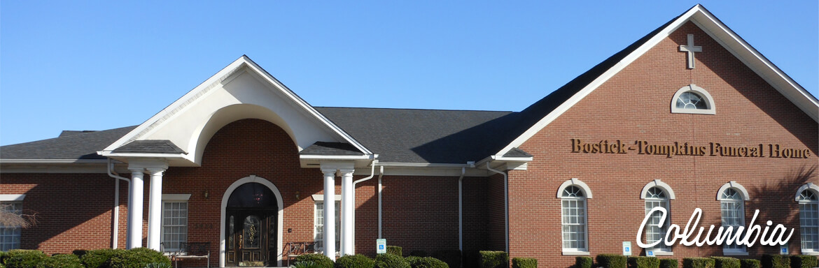 Bostick Tompkins Funeral Home Columbia Sc Funeral Home And Cremation