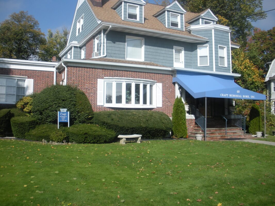craft memorial home port chester ny funeral home and