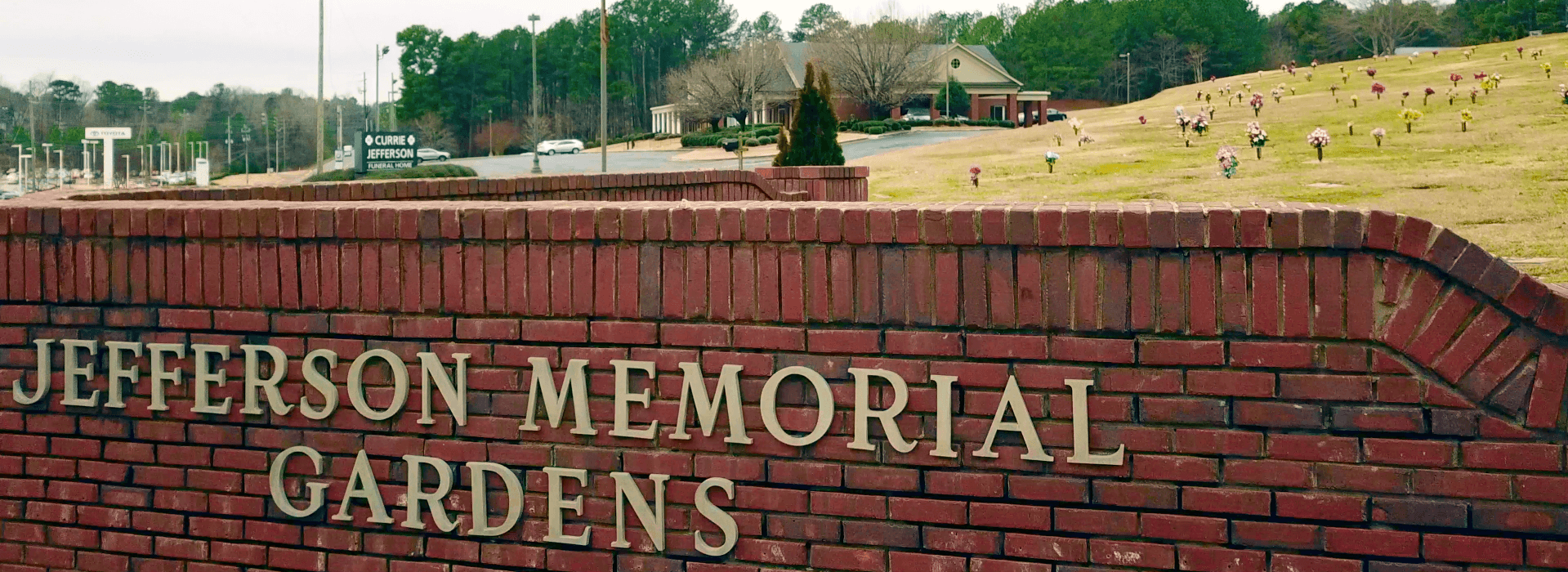 Currie-Jefferson Funeral Home & Memorial Gardens | Hoover AL funeral ...