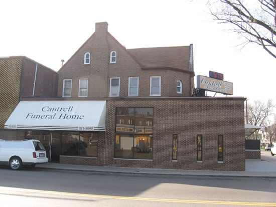 Cantrell Funeral Home Inc Detroit Mi Funeral Home And