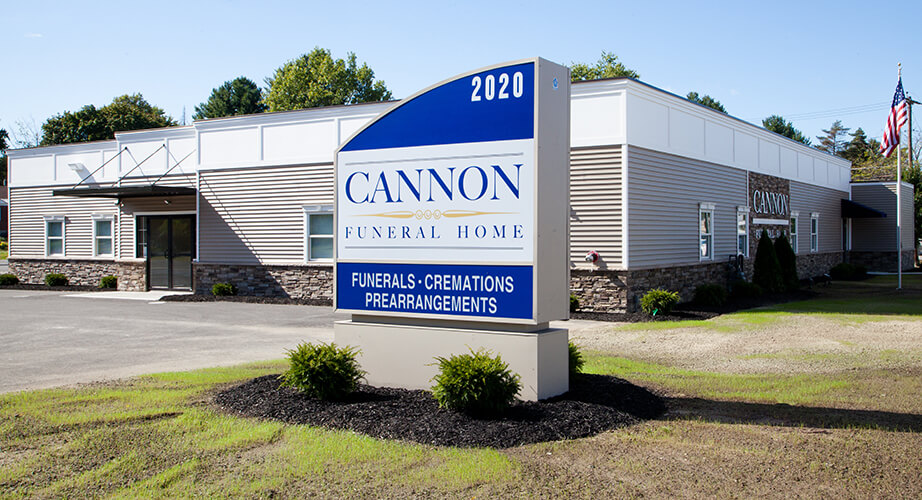 Cannon Funeral Home