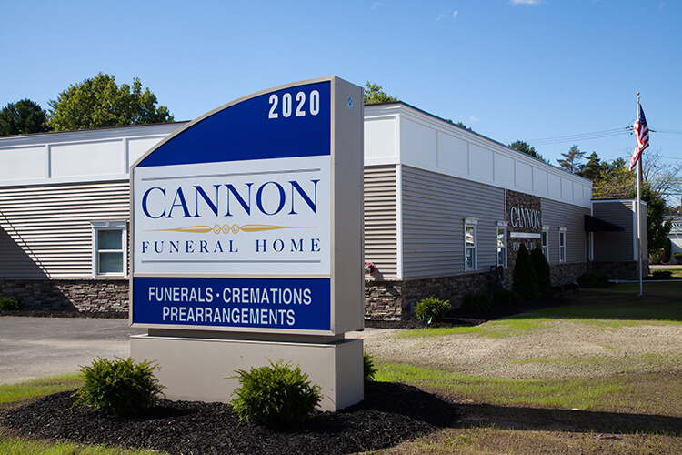Cannon Funeral Homes Schenectady NY