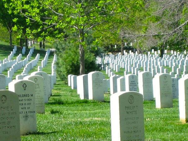 Veterans Headstones