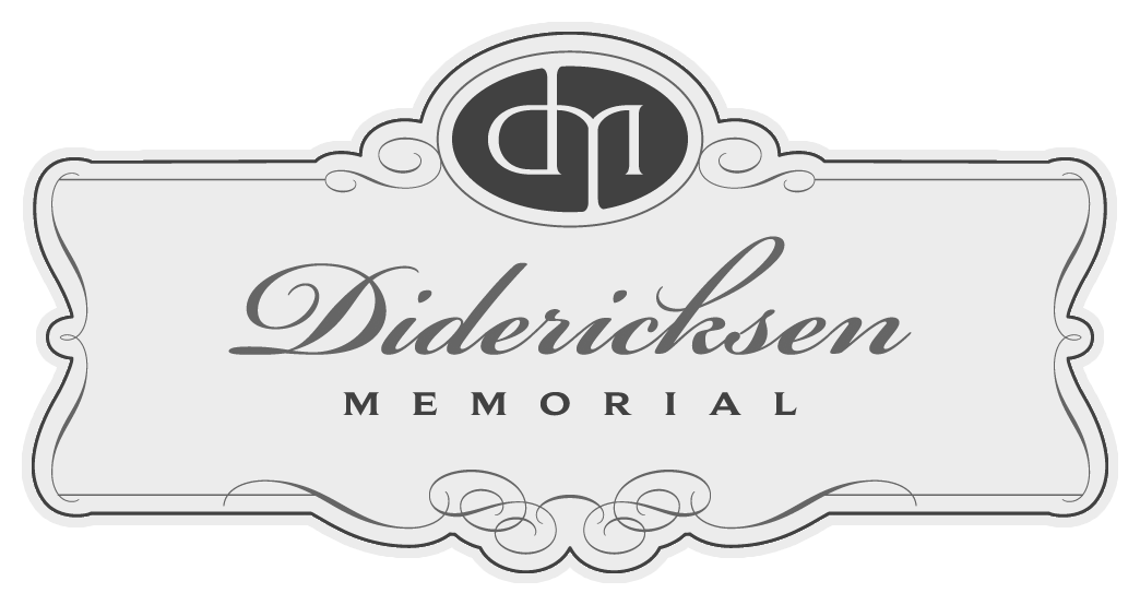 Didericksen Memorial Logo