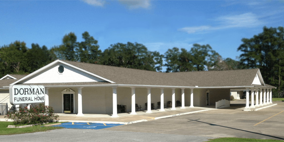 Dorman Funeral Home & Autumn Oaks Memorial Park | Orange Tx