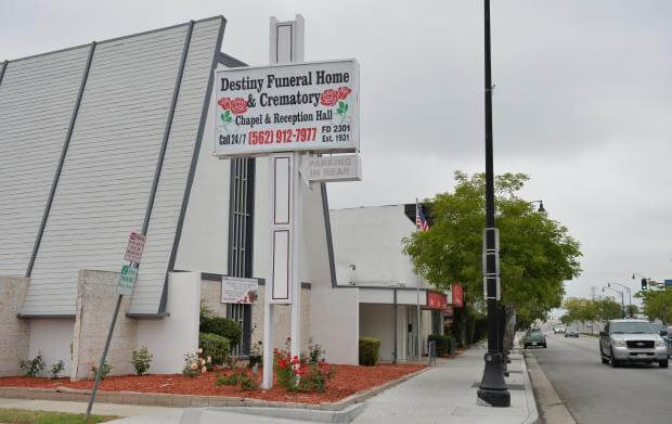 Funeral Homes in Westminster CA