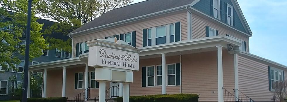 All Obituaries | Dewhirst & Boles Funeral Home | Methuen MA