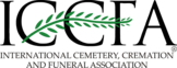 International Cemetery, Cremation, and Funeral Association Logo