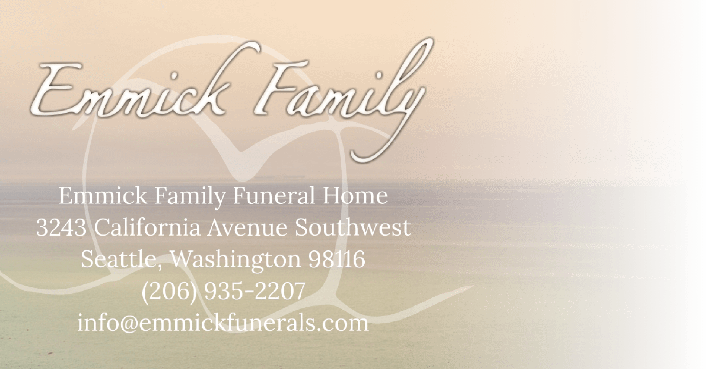 Price List | Emmick Family Funeral & Cremation Services of