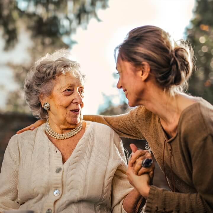 mother and daughter - burial or cremation: - which should I choose
