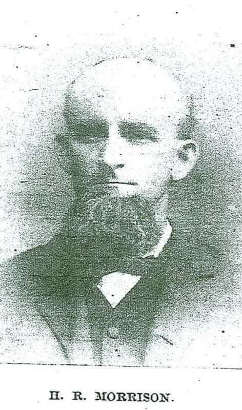 Hugh R. Morrison