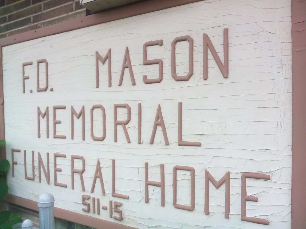 F D  Mason Memorial Funeral Home | Youngstown OH funeral home and