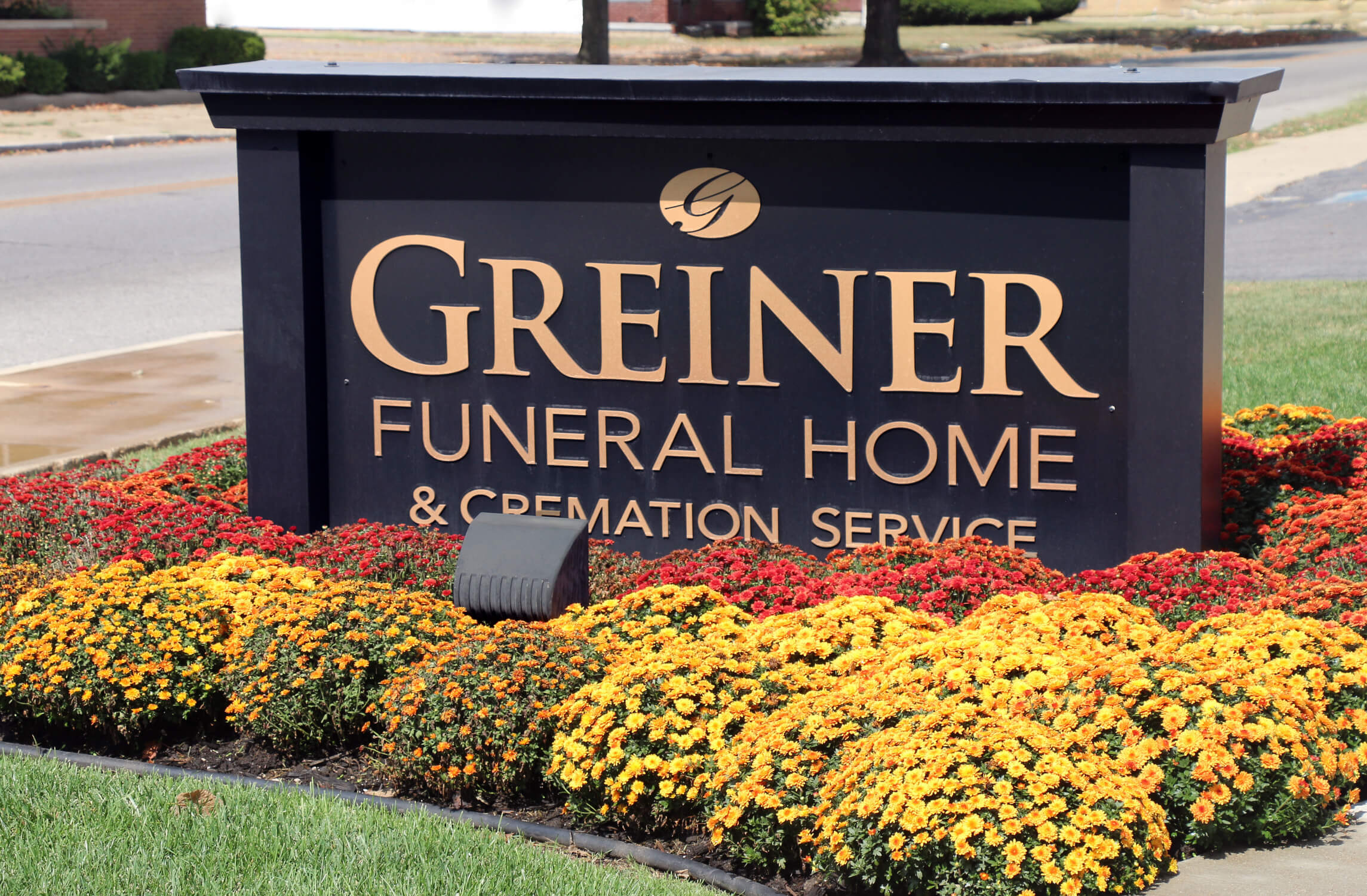 Greiner funeral home and cremation services terre haute in funeral send flowers izmirmasajfo Images