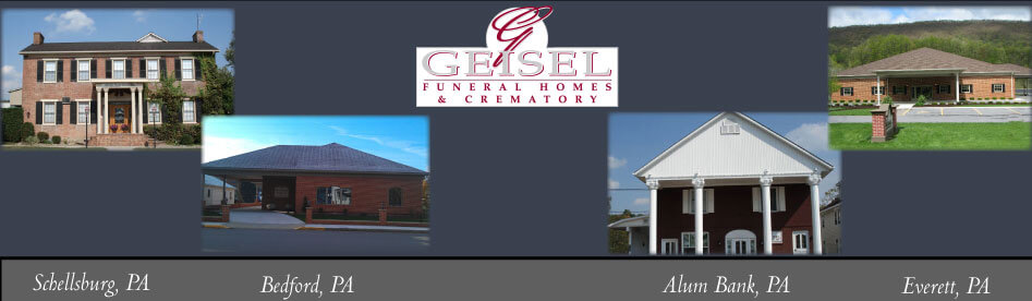 Cremation | Geisel Funeral Home and Crematory | Bedford PA funeral