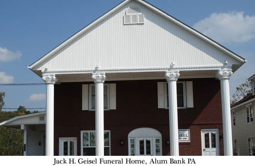Thomas Geisel Funeral Home
