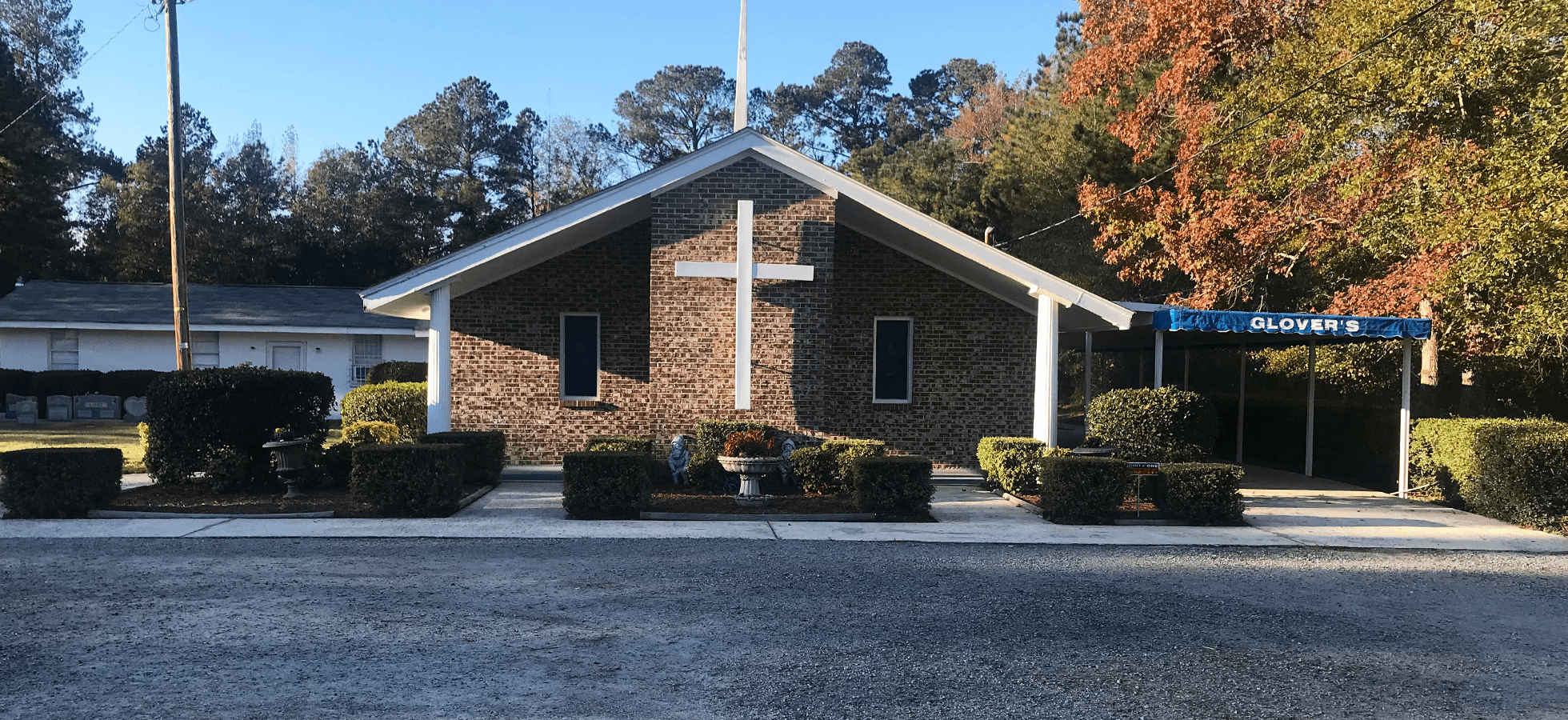 Glover's Funeral Home | Orangeburg SC funeral home and cremation