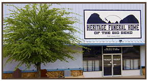 Heritage Funeral Home of The Big Bend | Fort Stockton TX