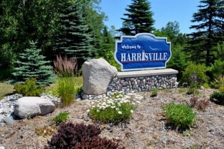 Harrisville Michigan