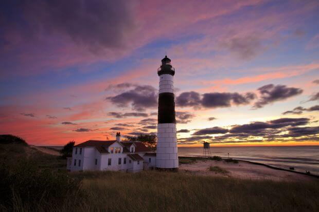 Ludington Michigan