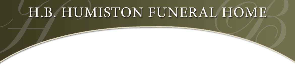 All Obituaries | H B  Humiston Funeral Home | Kerhonkson NY