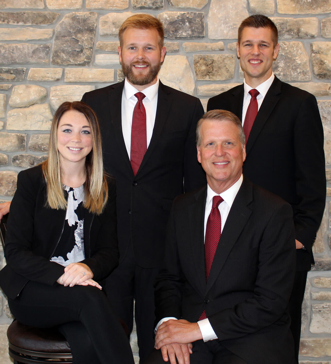 Our Family and Staff | Huehns Funeral Home, Inc  & Door