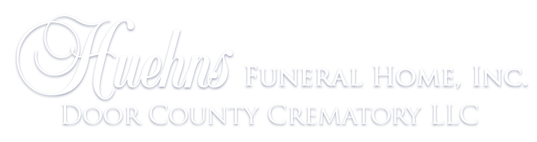 huehns funeral home inc door county crematory llc sturgeon bay