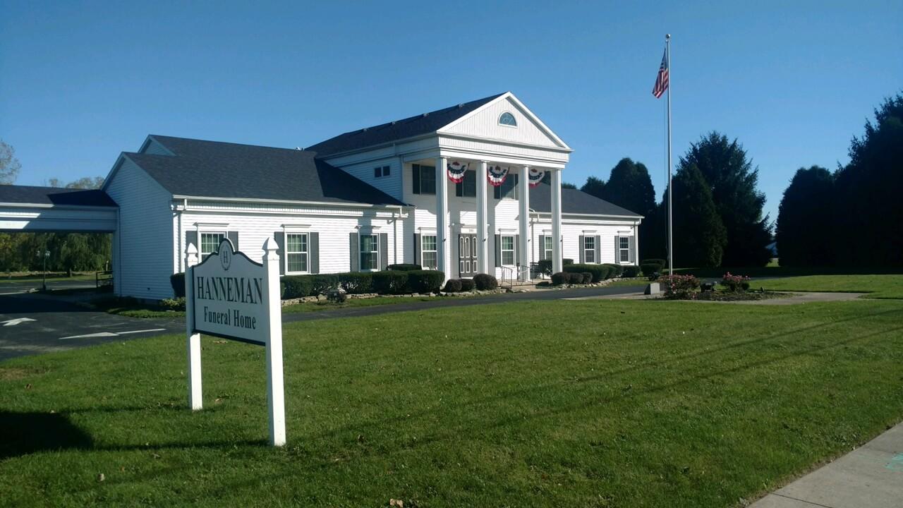 Hanneman Funeral Home | Hanneman Family Funeral Homes