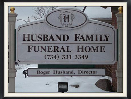 The Husband Family Funeral Home | Westland MI funeral home