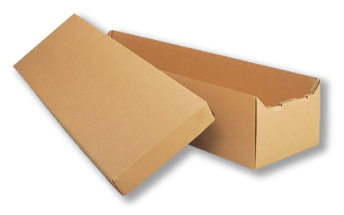 Corrugated Cardboard Container