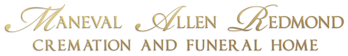 Maneval Allen Redmond Cremation and Funeral Home Title Image