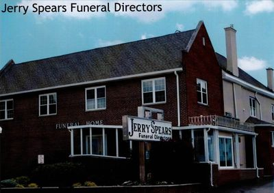 Jerry Spears Funeral Home